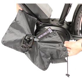 NC-17 Connect Motor Cover 2.0 Kedjestagsskydd För mittmotorer till elcykel svart